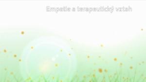 Empatie a terapeutický vztah